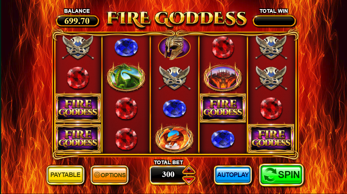 Fire Goddess Slot